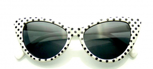 gafas de sol lunares pin up
